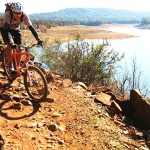 Salmon-Falls bike rider